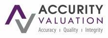 Accurity Valuation Logo